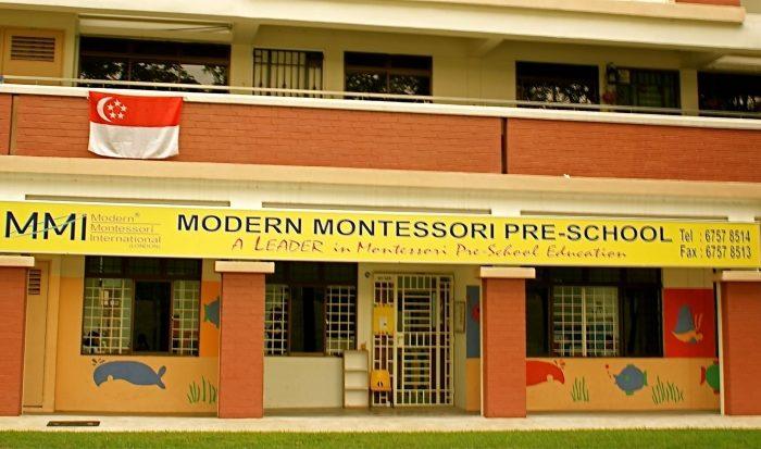 Modern Montessori Pre-School